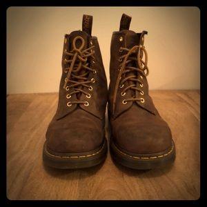 Doc Martin Men's Suede Boots